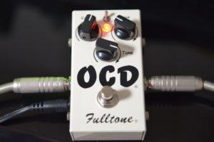 エフェクターfulltone-ocd
