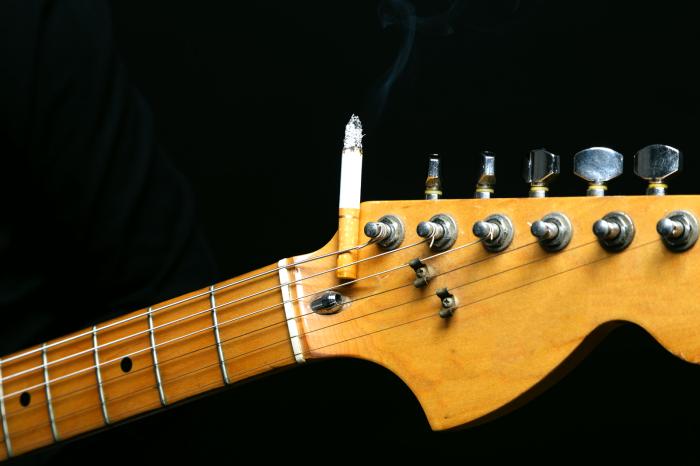 ギターはルックス
