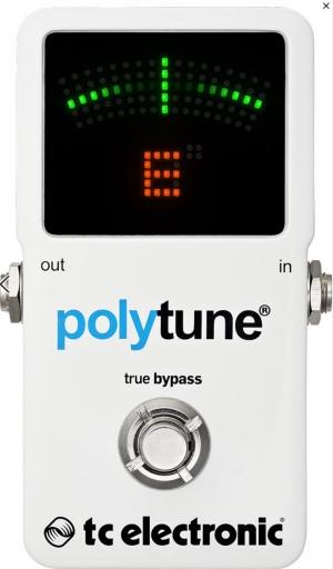 TC ELECTRONIC Poly Tune 2