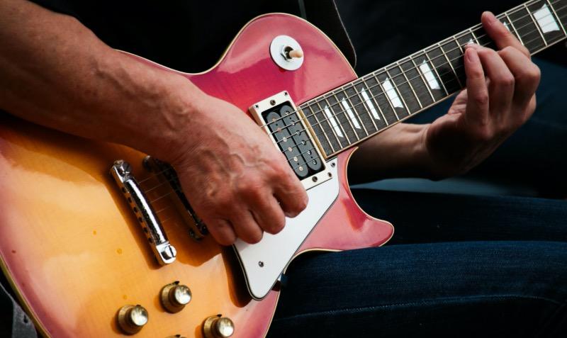 ギター・アドリブ
